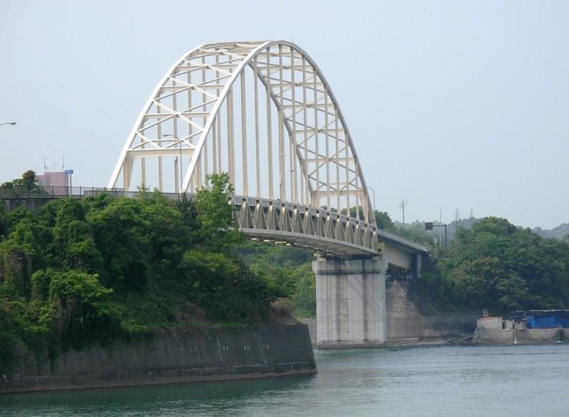 2号橋(大矢野橋)|上天草市